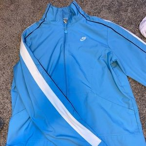 Vintage Nike Zip Up Windbreaker